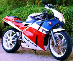 1990 Honda NC30 VFR400R For Sale on TjRubley.com